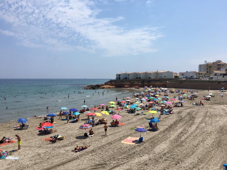 Strandvakantie in Torrevieja Spanje
