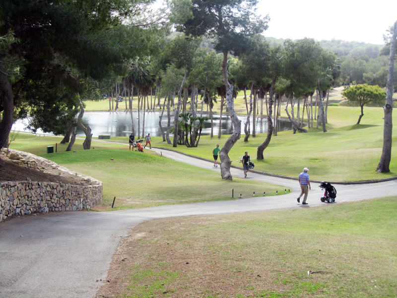 golf in la zenia