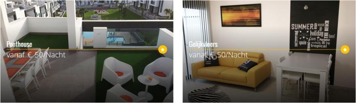 Appartement Huren In Spanje van Particulier